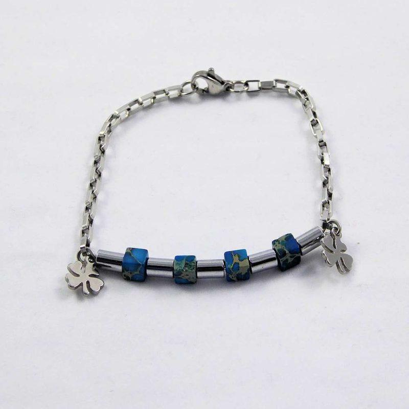 Bracelet en jaspe