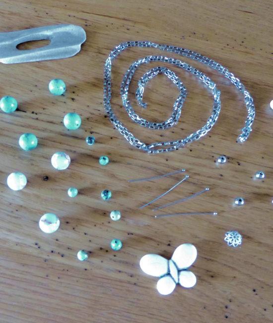 Les créations de bijoux d'Happy Colors