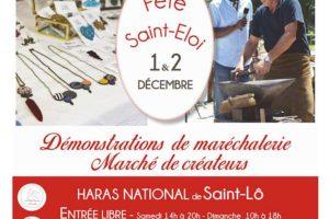 marché de noël saint lô 2018