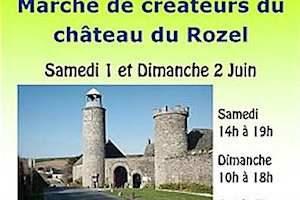 réateurs au Château du rozel