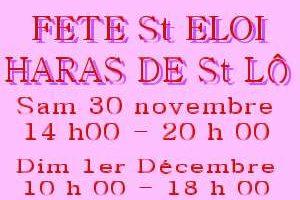 fête saint Eloi saint Lô